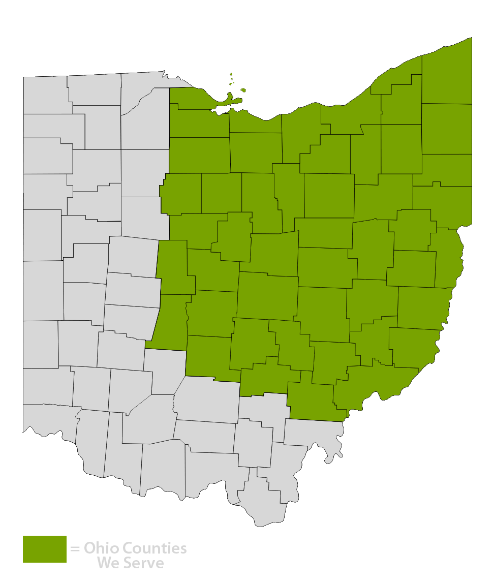 ohio counties served cbi2